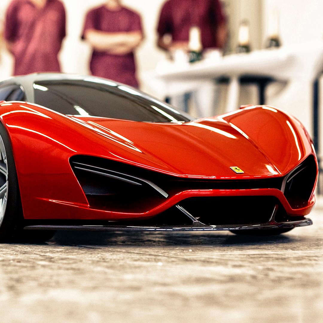 Ferrari Designer: Ferrari World Design Contest